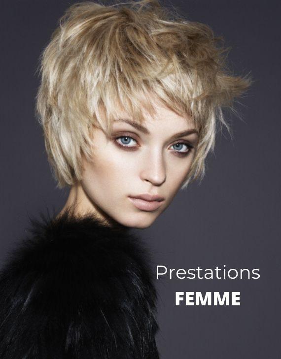 Prestations coiffure La Baule et Troyes