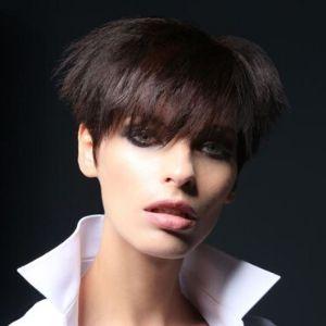modèle coupe Femme