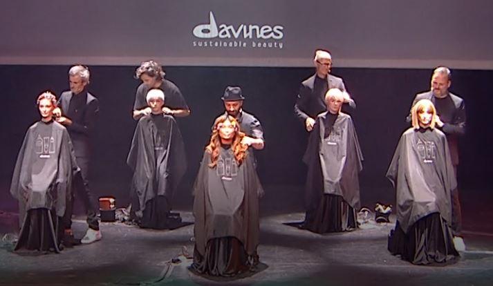Philippe Tapprest, coiffeur ambassadeur Davines
